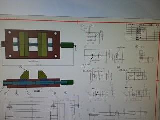 SolidWorksの投影カーブで複雑な曲線も大丈夫なんですね♪