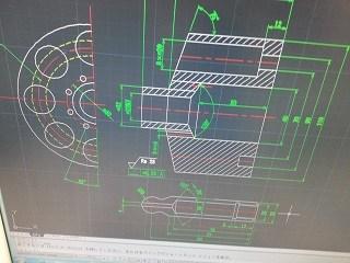 AutoCADでポリゴン・ポリライン・ハッチングを習いました♪
