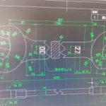 CADの色々な設定は難しいですね♪